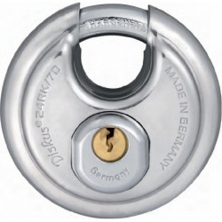 Candado Abus 24RK/70 llave normal
